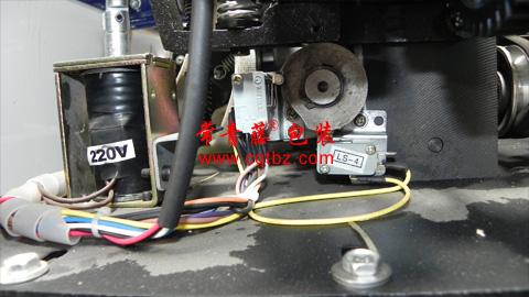 pp带低台半自动打包机